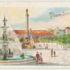 Place Don Pedro, Lisbon.