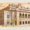 The Opera House, Vienna.