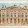 Grand Opera House, Paris.