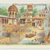 Burning Ghat, Benares.