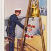 The ship's bell.