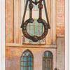 Thomas Carlyle's knocker.