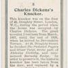 Charles Dickens's knocker.