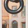 Sir Joshua Reynolds's knocker, Leicester Square, London, W.C.