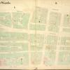 [1st & 2nd Wards. Plate G: Map bounded by Platt Street, Burling Slip, South Street, Wall Street, William Street; Including Maiden Lane, Fletcher Street, Liberty Street, Cedar Street, Depeyster Street, Pine Street, Gold Street, Pearl Street, Water Street, Front Street]