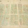 2nd Ward. Plate 1: [Map bounded by Broadway, Parks Row, Beekman Street, William Street, Liberty Street; Including Nassau Street, Theater Alley, Dutch Street, Maiden Lane, John Street, Fulton Street, Ann Street]