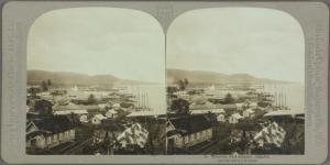 Wharves, Port Antonio, Jamaica.