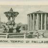 Rom. Tempio di Pallade