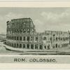 Rom. Colosseo.