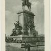 Rom. Monumento a Garibadi Sul Gianicolo