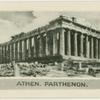 Athen[s].  Parthenon.