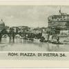 Rom. Piazza di Piertra 34.