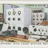 Radio telephone: Wick Coast Station receiving set.