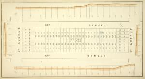 [Block No. 577 Map bounded by 93th Street, 5th Avenue, 92th Street, 6th Avenue]