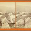 [Bird's-eye view of Port-au-Prince.]