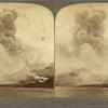 A Terrible Explosion, Mont Pelee in Eruption, June 1902, Martinique, W. I.