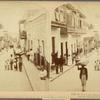 Calle de San Jose, San Juan, Porto Rico.