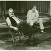 George C. Scott and John Cullum