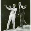 John Cullum and George C. Scott