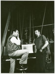 Paul Epstein and Theodore Mann