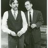 Jarlath Conroy and Stephen McHattie