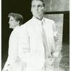 Anthony Heald and Christopher Reeve