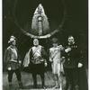 B.J. DeSimone, Robert Burr, Gregory Rozakis, and George Rose