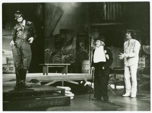Gavin Reed, Richard Kane, and Jim Dale