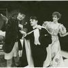 Louis Jourdan, Richard Pilcher, and Patricia Elliot