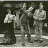 Patricia Elliott, Bernard Fox, and Laurie Main