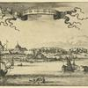 Novum Amsterodamum. View from the south issued 1671.