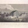 The First Methodist Episcopal church in America