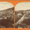 Panorama of St. Thomas, W. I.