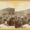 Panoramic view of St. Thomas, B.