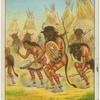 Buffalo dance.