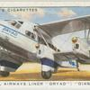 """Imperial Airways liner """"Dryad"""": """"Diana"""" class."""