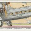 "Imperial Airways liner ""Horatius"": ""Heracles"" class."