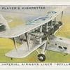 "Imperial Airways liner ""Scylla"":"
