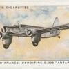"""Air France: Dewoitine D.333 - """"Antares""""."""