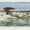 Deutsche Luft Hansa: Dornier DO. 18 flying-boat.