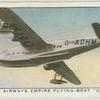 """Imperial Airways Empire Flying-Boat """"Caledonia."""""""