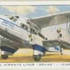 "Imperial Airways Liner ""Dryad"": Diana Class."