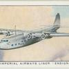 "Imperial Airways Liner ""Ensign."""