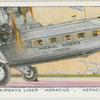 "Imperial Airways Liner ""Horatius"": ""Hercales"" Class."
