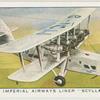 """Imperial Airways Liner """"Scylla."""""""