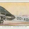 S.A.B.E.N.A.: Fokker F. VII/3M.