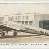 Deutsche Luft Hansa: Heinkel HE. 111.