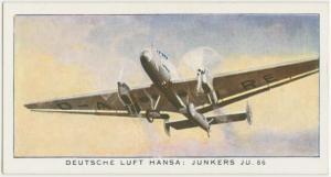 Deutsche Luft Hansa: Junkers JU. 86.