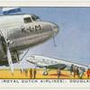 K.L.M. (Royal Dutch Airlines): Douglas D.C. 2.