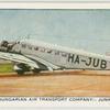 M.A.L.E.R.T. (Hungarian Air Transport Company): Junkers JU. 52/3M.